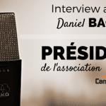 Interview de Daniel BACH de Camptocamp