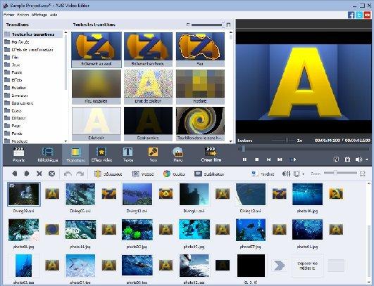 AVS Vidéo Editor