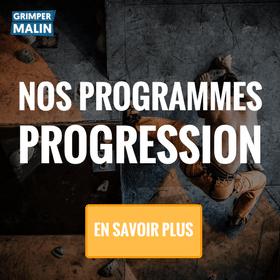 PROGRAMMES D'ENTRAINEMENT ESCALADE